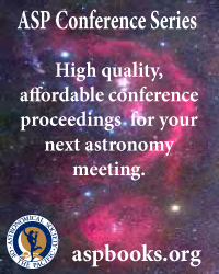 Astronomy Proceedings - Publishing with the ASP