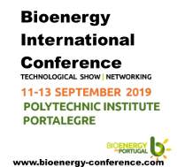 Bioenergy International Conference 2019 - PORTALEGRE, Portugal