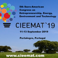 The 5th Ibero-American Congress on Entrepreneurship, Energy, Environment and Technology - CIEEMAT