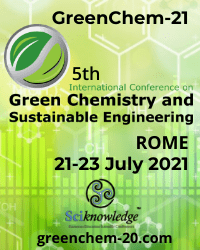 5th Green Chemistry and Sustainable Engineering
