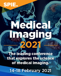 SPIE Medical Imaging 2021