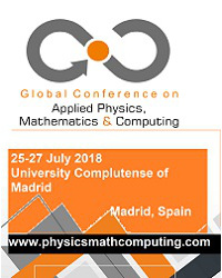 2nd Global Conference on Applied Physics, Mathematics and Computing