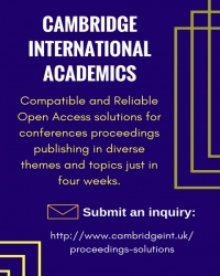 Cambridge International Academics