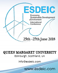 Economy, Sustainable Development and Energy International Conference (ESDEIC)