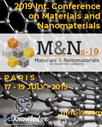 2019 International Conference on Materials and Nanomaterials (MNs-19)